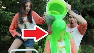 Download I SLIMED MY BROTHER!! Video
