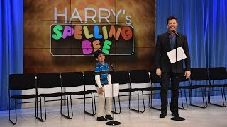 Download Harry's Spelling Bee Competition Video