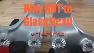 Download Why NOT To Glass Bead- Vapor Honing Technologies Video