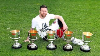 Download 11 UN-BREAKABLE Records That Made Lionel Messi The OFFICIAL GOAT of Football ||HD|| Video