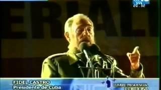 Download Discurso de Fidel Castro - 2006 Universidad de Córdoba [COMPLETO] Video
