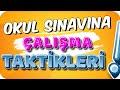 Download 4dk'da OKUL SINAVINA ÇALIŞMA TAKTİKLERİ Video