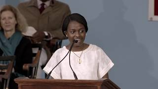 Download Harvard Orator Eunice Alison Nyang'or Mwabe | Harvard Commencement 2019 Video