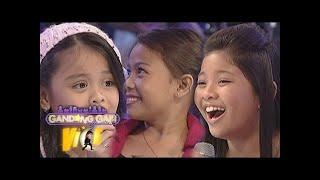Download GGV: Lyca, Elha and Esang sing Christmas Carols Video