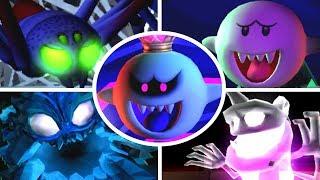 Download Luigi's Mansion: Dark Moon - All Bosses (3 Star Rank/No Damage) Video