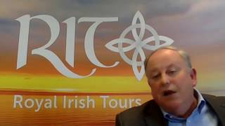 Download Insider Tips Canadian Market   Ian Duffy Royal Irish Tours' Office in Toronto Canada Video