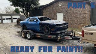 Download Rebuilding a Wrecked 2016 Dodge Hellcat Part 6 Video