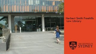 Download Law Library tour - University of Sydney Video