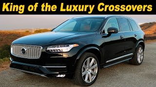 Download 2016 / 2017 Volvo XC90 T6 AWD Review and Road Test   DETAILED in 4K Video