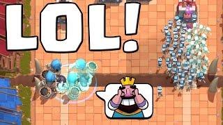 Download TROLLEN IN ARENA 2! || CLASH ROYALE || Let's Play CR [Deutsch/German HD+] Video