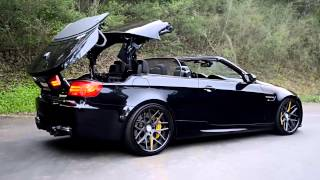 Download MORR Wheels | BMW E93 M3 on 20″ MS70 Concave Video