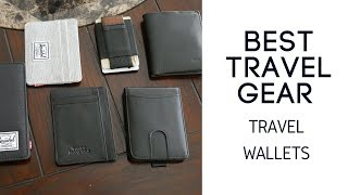 Download Best Travel Wallets: Herschel Raynor & Charlie, Bellroy Note Sleeve (and More) Review Video