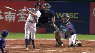 Download Highlights: Chinese Taipei v USA - Super Round - WBSC U-12 Baseball World Cup 2017 Video