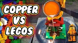 Download Molten Copper vs Lego House Video