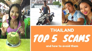 Download Thailand : Top 5 scams ! Video