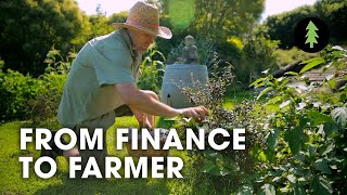 Download Man Quits Job in Finance to Create Incredible Permaculture Property - From Finance to Farmer Video
