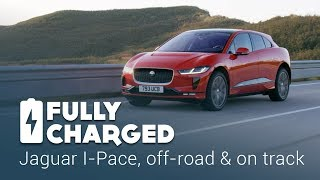 Download Jaguar I-Pace, off road and on track | Fully Charged Video