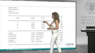 Download Modelos econométricos. Hipótesis, contrastes y métodos de estimación     UPV Video