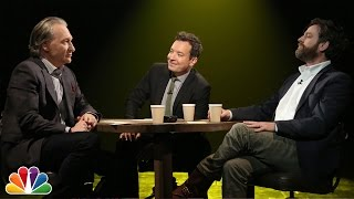 Download True Confessions with Zach Galifianakis and Bill Maher Video