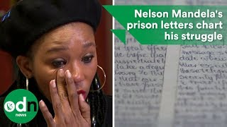 Download Nelson Mandela's prison letters chart his struggle Video