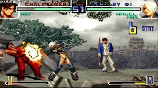 Download KoF 2002 - (K.I.R.A) (Brazil) vs Guanako Kobra LA (Usa) Video
