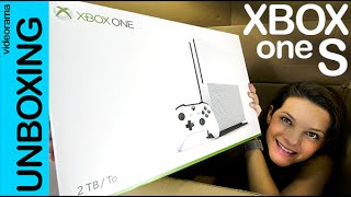 Download Xbox One S unboxing en español | 4K UHD Video