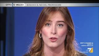 Download Otto e mezzo - Boschi e il NO del Professore (Puntata 07/11/2016) Video