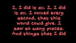 Download OneRepublic - I Lived Video