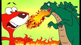 Download Rat-A-Tat |'Doggy Hero Vs Godzilla Giant Monsters Kids Cartoons'| Chotoonz Kids Funny Cartoon Videos Video