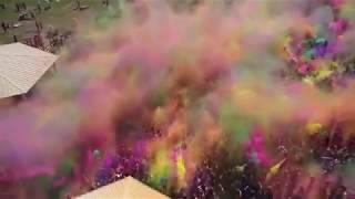 Download World Biggest HOLI in USA. By ISKCON UTAH Video