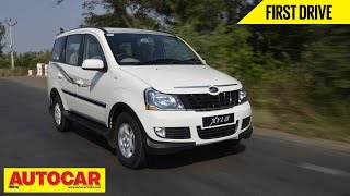 Download 2014 Mahindra Xylo | First Drive | Autocar India Video