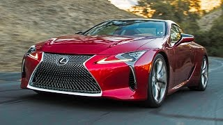 Download Inside the All-New Lexus LC 500! - Motor Trend Presents Video
