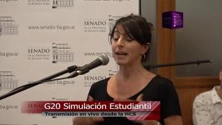 Download Simulación Estudiantil G20 Video