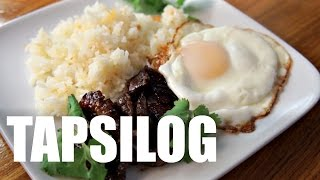 Download TAPSILOG Recipe - Around the World Breakfast: the Philippines Video
