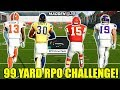 Download 99 YARD RPO CHALLENGE! ODELL BECKHAM, PATRICK MAHOMES, GURLEY, THIELEN & MORE! Madden 20 Challenge Video
