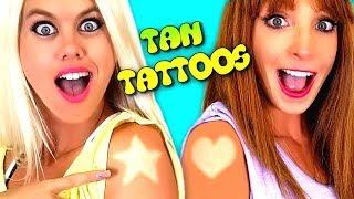 Download Cool Summer Tattoos & Lipstick Hacks & Challenge!!! Video