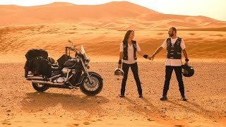 Download Motorcycle tour of Europe and Morocco 2016 Video