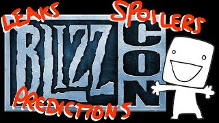 Download Blizzcon 2016 All SHOCKING Leaks! Predictions! Spoilers! :o Video