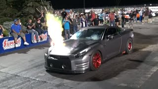 Download You've Never Seen A GTR Like This! 2100HP Video