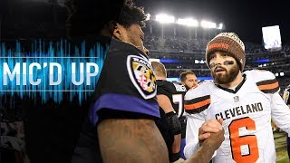 Download It All Comes Down to This! (Browns vs. Ravens Mic'd Up) | NFL Films Video