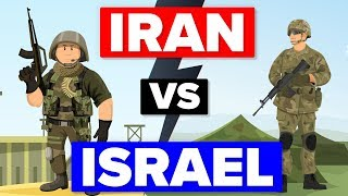Download IRAN vs ISRAEL - Who Would Win - Military / Army Comparison Video