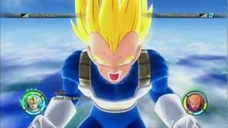 Download Dragon Ball Raging Blast 2: Team Battle Online 【HD 1080p】 Video