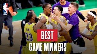 Download NBA's Game Winning Buzzer Beaters | 2018-19 Season | #TissotBuzzerBeater #ThisIsYourTime Video