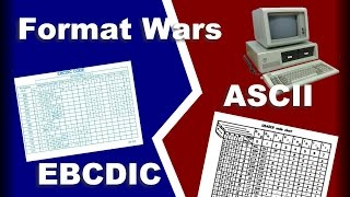 Download Format Wars: ASCII vs EBCDIC Video