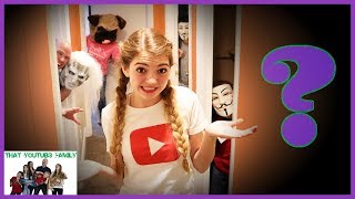 Download Spooky Don't Choose The Wrong Door Halloween Tag / That YouTub3 Family I Family Channel Video