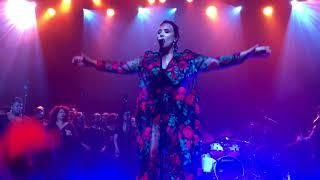 Download Demi Lovato - Tell Me You Love Me LIVE @ Simply Complicated World Premiere in LA (10/11/17) Video