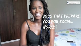 Download Jobs That Prepare You For Social Work | Social Work Video