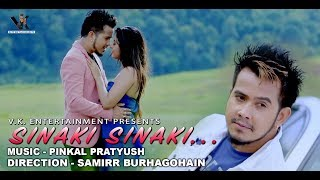 Download SINAKI SINAKI || VREEGU KASHYAP YANKEE PARASHAR || AKASHITORA 2018 || VK ENTERTAINMENT Video