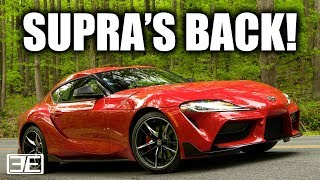 Download The 2020 Toyota Supra Has Flaws But Is Worth Every Penny Video