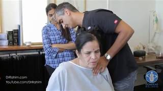 Download Zoology Professor from India with SEVERE Thoracic Pain for Months gets HELP at Gonstead Wellness! Video